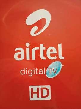 Account staff for Airtel digital TV