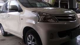 Toyota avanza e manual putih full original