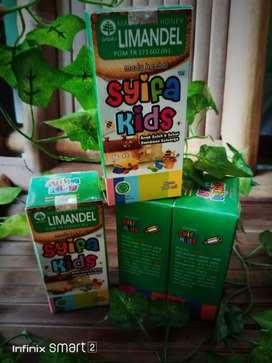 Madu herbal sk syifa kids untuk amandel kios kurma ajwa sukari zaitun