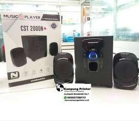 Speaker Simbadda Cst2000n+ Bluetooth Baru