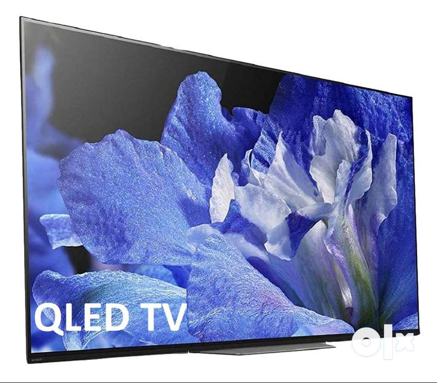 "Bumper mega sale offer 55"" 4k QLED full UHD LED TV seal pack 0"