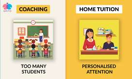 Home Tuition Available For Your Child