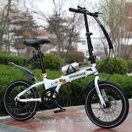 Sepeda Kekinian Merk SANGGE