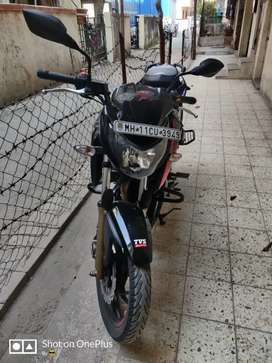 TVS APACHE RTR 200 WITH ABS