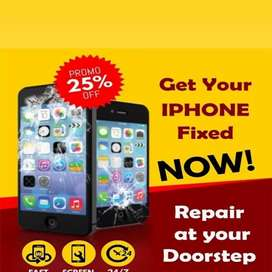 Iphone screen replacement at your doorstep