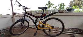 Hercules atom brand new restored cycle with stylish design.