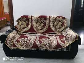 2 SOFASET with cloth(Foam Based) cover