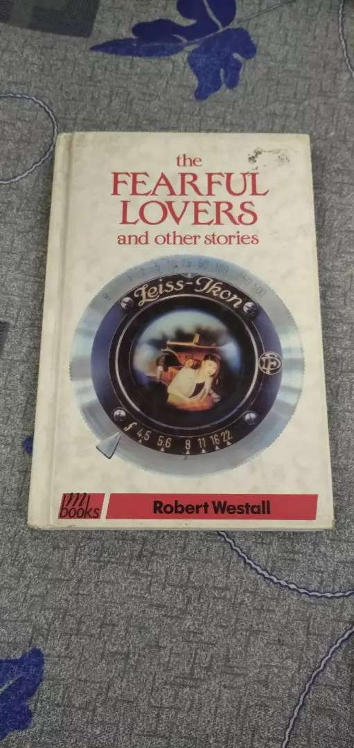 The Fearful Lovers and other stories Book 0