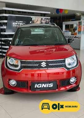 [Mobil Baru]  Suzuki Ignis Gratis Oli& Suku Cadang sd 50.000KM