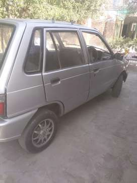 Mehran totally  reconditioned.