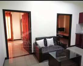 Full Furnished Flat Double bedroom for rent city housing gujranwala