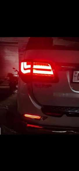 Fortuner taillight taillamp