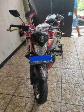 Yamaha mt25 merah harga meriah