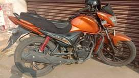 Single hand used bike for sale