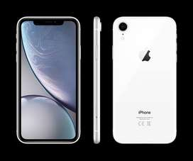 iPhone  FU XR 64GB Silver Brand new Condition