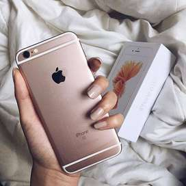Refurbished Apple i phone 6s with 64 gb with big discount start hurry!