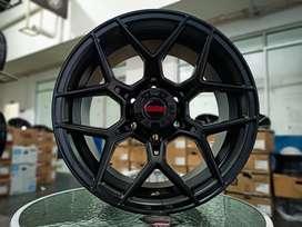 Velg SSW Thailand Ring 18x9 h6x139.7 et18 Pajero Fortuner Hilux Triton
