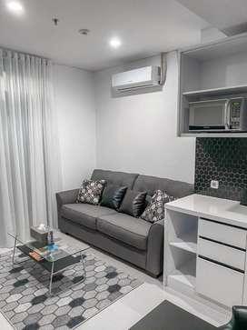 Disewakan apartment pejaten park fasilitas oke bayar seperti kos kosan