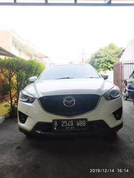 Mazda CX-5 2.0 touring 2013 putih -plat ganjil 215JT nego cash