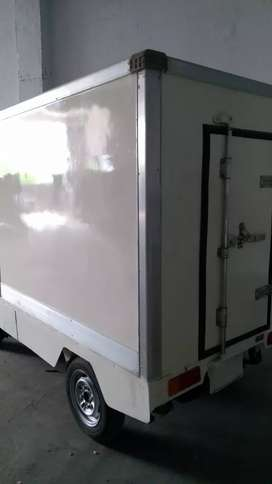 Refrigeration cabin for suzuki ravi