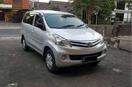 Daihatsu Xenia X 1.3 MT Thn 2013 (Manual) SILVER Siap Pakai TDP 17 JT