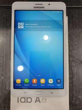 Samsung Galaxy Tab A6 7 inch 4G white Garansi SEIN 11 bln #MasterCom
