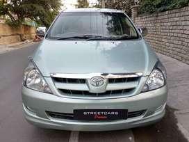 Toyota Innova 2.5 V 7 STR, 2008, Diesel