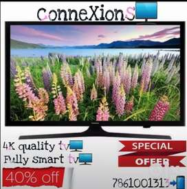 MEGA SALE: 32inches Smart android LED TV on sale