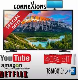 MEGA SALE: 42inches Smart  LED TV at Lowest Price Today