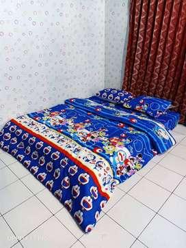 Jual Bed Cover Hand Made Kirim Dari Klaten Ke Kota Palangkaraya
