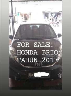 Honda Brio tahun 2017