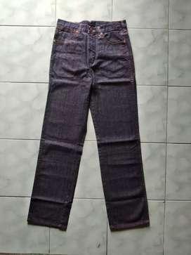 Celana Jeans Wrangler 701 Original