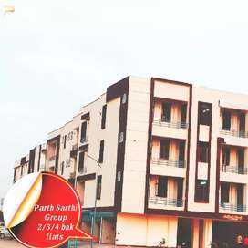 2bhk flats & 100% loanble & 2.67 lac subsidy