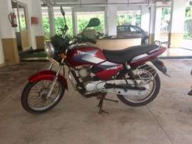 TVS-Star city plus-2006 for sale. Well maintained two wheeler.