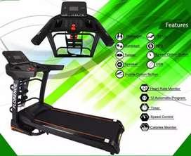 Treadmill elektrik 3 fungsi FS Florence