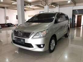 Toyota Innova G Bensin Matic 2013