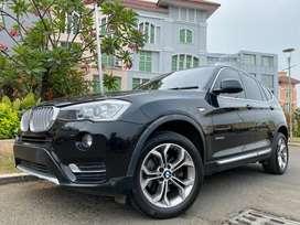 BMW X3 X-Drive 2017 Black Km30rb Extend Wrnty5Thn #AUTOHIGH #BEST DEAL