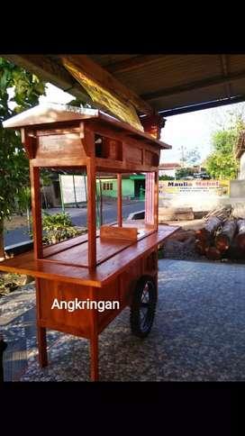 Free ongkir ( gerobak , grobak angkringan murah )