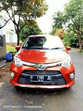 Toyota Calya G Manual Orange 2019