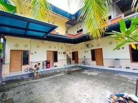Dijual rumah kost kostan lantai dua