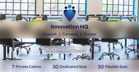 Innovationhq Co- working space