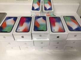 iPhone X 64Gb & 256GB Kit with Box without box N box Pack New