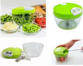 Manual Multifunction Speedy Chopper