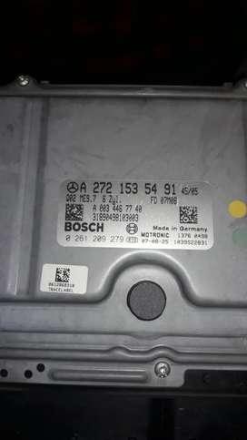 Ecu m272 double can untuk mercy w204 w212 6 cylinder