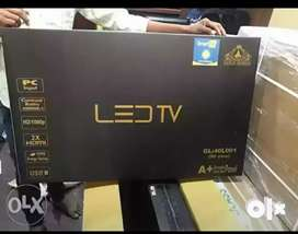 40 inch android led TV with 3 year warranty