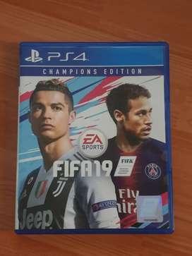 Fifa 19 PS4 (Free voucher Code)