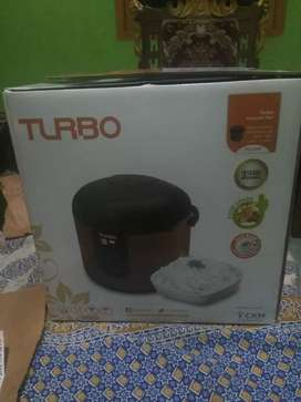 Rice cooker turbo