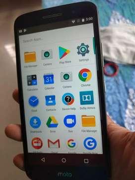 Moto m superb phone