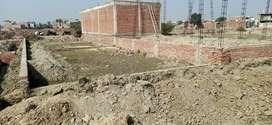 100 gaj ka plot Shirf 6 lakh me all type property work available
