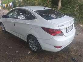 Hyundai Fluidic Verna 2012 Diesel 175000 Km Driven